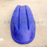 南京2.7米塑料小船  pe捕捞船供应