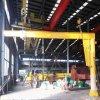 德鲁克山东著名商标BZ定柱式悬臂起重机2t欧式悬臂吊