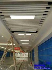 江西V型鋁掛片 長條形鋁板掛片 鋁垂片吊頂廠家