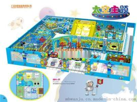 淘气堡儿童乐园设备游乐场室内游乐园厂家定制