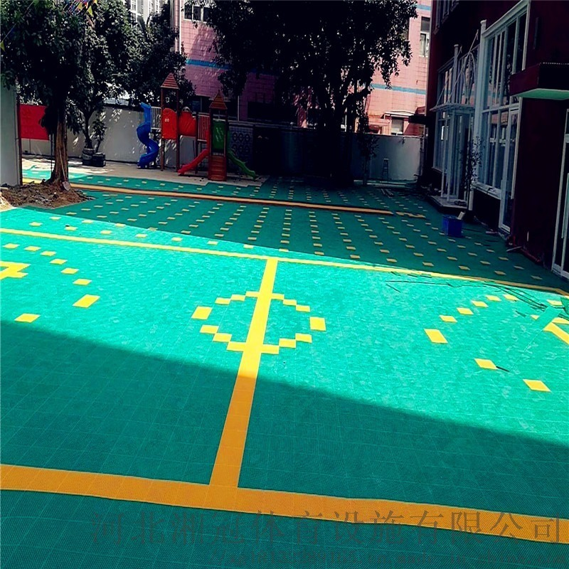 周口市幼儿园悬浮地板推荐资讯图片