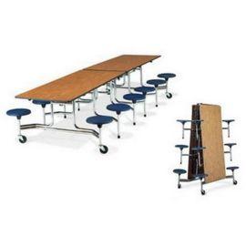 12位折叠餐桌工厂直销