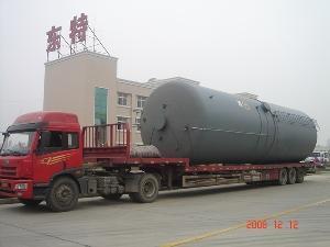 生产销售100立方聚乙烯储存罐