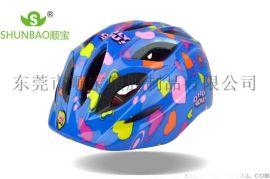 户外运动轮滑头盔山地车自行车头盔