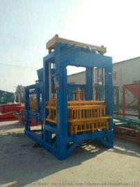 河南许昌直销建丰中小型水泥砖机 全自动多功能制砖机