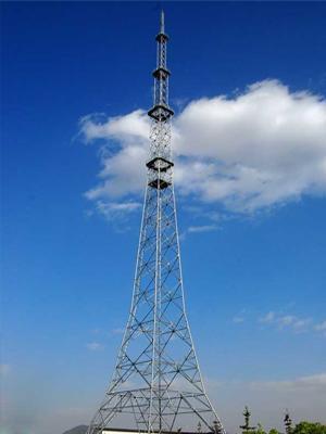 厂家批发电视塔 广播电视塔 广播电视铁塔 河北铁塔