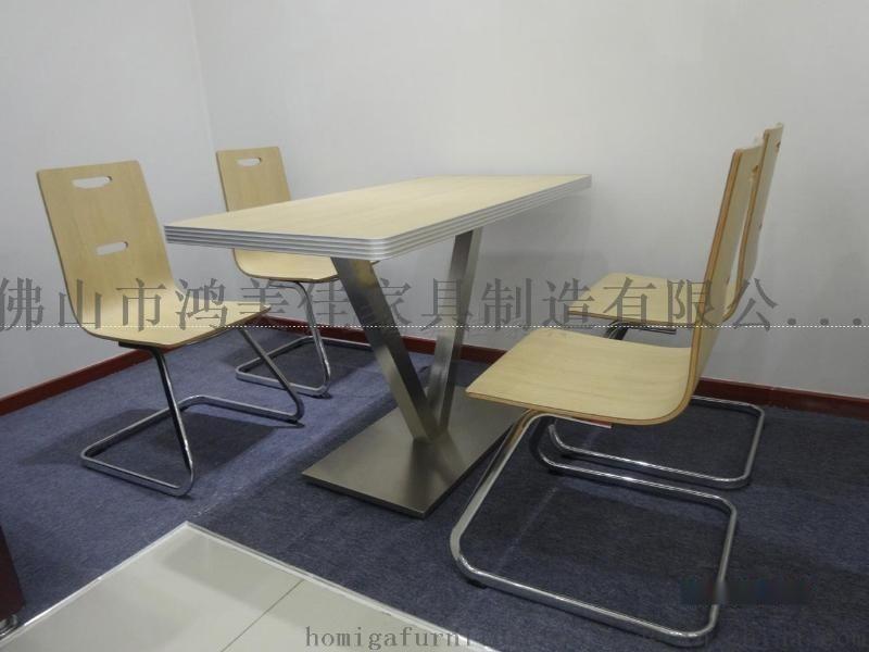 连锁餐厅餐桌椅,广东鸿美佳厂家低价直销连锁餐厅餐桌椅