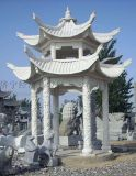 石雕石亭的造型分类和作用