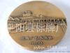 厂家专业定制玻璃厂艺术廊桥金属纪念币,纪念章,纪念品