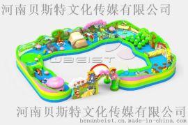 亲子趣味活动主题商超舞台搭建嘉年华乐园承办