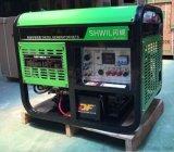 10千瓦水冷便携式静音柴油发电机