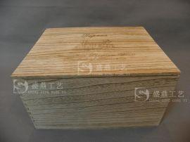 炭化复古酒盒六瓶装高档木盒桐木盒子厂家定做