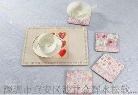金辉高品质出口类杯垫、餐垫、煲垫、锅垫