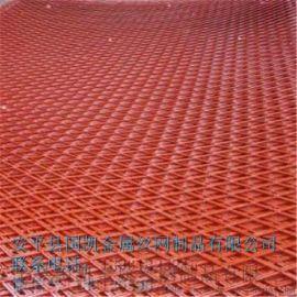 菱形小钢板网 菱形钢板网 菱形不锈钢钢板网