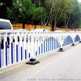 镀锌钢质护栏,移动围栏,隔离栏杆,道路市政常规护栏