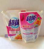 定制1L洗衣液自立袋 自立吸嘴袋,沐浴露液体包装袋,洗手液袋