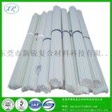 供應苗木支撐杆 玻璃纖維棒廠家 生產保溫大棚杆加工菜棚支架杆
