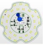 LED高压线性恒流IC驱动 50W工矿灯模组 4000V防雷电路