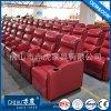 赤虎影院沙发工厂 红色高端皮制影院沙发座椅带铜钉 电动vip沙发