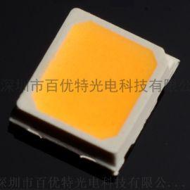 三安芯片 2835正白、暖白灯 28-30lm贴片灯
