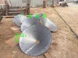 盐山316L异型焊接异径管φ1620*920|鑫涌牌偏心钢制对焊异径管02S403