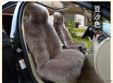 新澳 澳大利亚羊皮车垫全长毛绒汽车坐垫冬季保暖汽车靠背