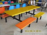 学校食堂常用餐桌椅,广东鸿美佳厂家定制学校食堂餐桌椅