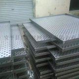 冲孔板折边 焊接成型 冲孔板框定制