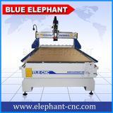 蓝象1325自动换刀木工雕刻机,数控木门雕刻机,实木家具雕刻机,橱柜门板雕刻机