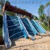 厂家定制直销幼儿园儿童大型不锈钢滑梯