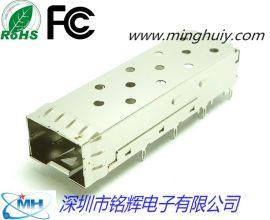 SFP+ 连接器 1x1 CAGE 10G