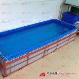 杭州塗層布批發 帆布魚池定做 北京PVC塗層布加工