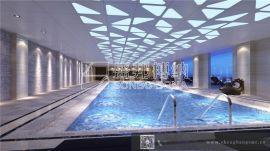 中国盛邦搏纳SMC/GRP《泰坦》300*1200真石抗菌天花板,你,值得拥有!