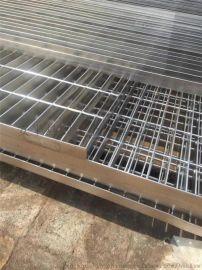 供应304不锈钢钢格板平台防滑板格栅板