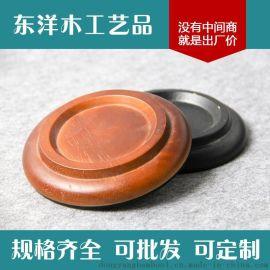 东洋木工艺 实木钢琴垫 立式钢琴固定垫木制品