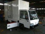 电动厢式货车|火车站电动货车 利凯士得电动货车 LK30-T厢式货车