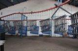 能達立體四面進叉鋼制託盤定制 南京金屬鋼託盤廠家