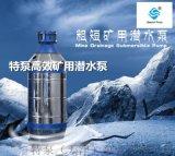 高扬程矿用潜水泵|大流量高压矿用潜水泵