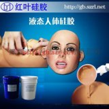 人体模具硅胶原料 用于仿真人、人体假肢制作