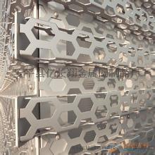 奧迪外牆穿孔鋁板 鋁穿孔板 建築外牆衝孔板