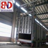 专业生产 大型全纤维台车式电阻炉