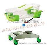 .豪华带气弹簧升降、倾斜婴儿床(车) 不锈钢婴儿车 厂家直销 婴儿车