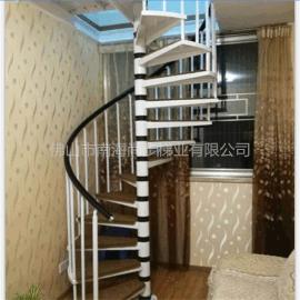旋轉樓梯,中柱螺旋樓梯生產廠家