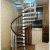 旋转楼梯,中柱螺旋楼梯生产厂家