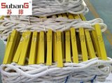 鋼絲繩軟梯、電廠建設專用軟爬梯