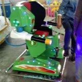 兒童遊樂設備廠家 小型電動音樂碰碰車 鄭州隆生機器人