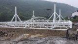 PVDF加油站張拉膜膜結構雨篷工程