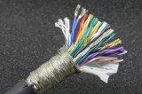 32芯0.3平方(22AWG)TRVSP16*2*0.3mm2高柔耐磨耐折拖链双绞屏蔽电缆