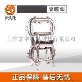 固德牌QBW3-80不锈钢卫生级隔膜泵各类食品厂通用型