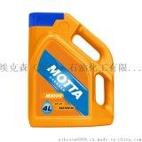 安徽机油品牌 莫塔汽车机油 SN 10W-40机油